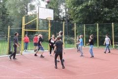 Turnaj v basketbalu